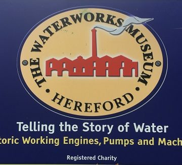 The waterworks museum Hereford