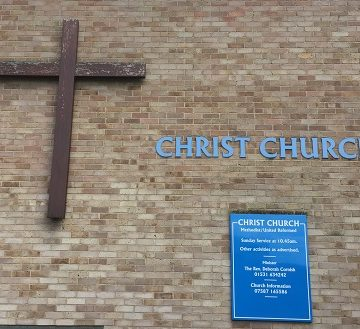 Christ Church - Edde Cross Street, Ross-on-Wye