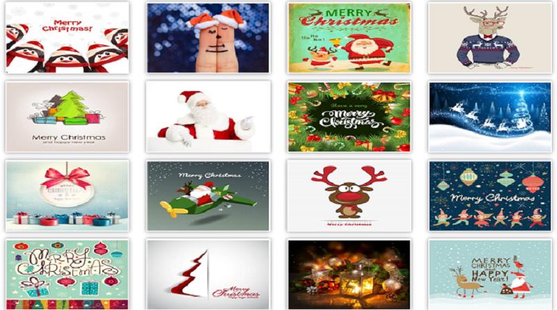 Christmas 2017 Charity ecards