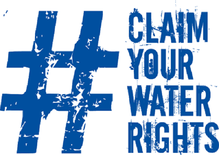 Claim your water rights Nigeria
