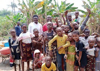 Hope Spring Ngwogwo Borehole Project